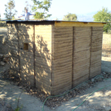 Rammed earth Hut, Valor Spain